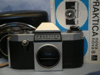 ' 42MM ' Praktica Nova M42 SLR Camera Cased + Inst   £5.99